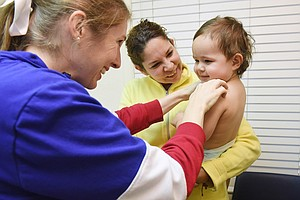 After Months In Limbo For Children's Health Insurance, Hu...