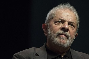 Judges Uphold Lula's Graft Conviction, Scrambling Brazili...