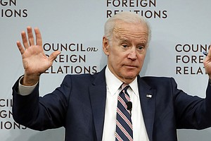 Biden: McConnell Refused To Sign Bipartisan Statement On ...