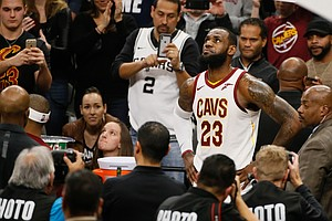 LeBron James Becomes Youngest NBA Player To Join 30,000-P...