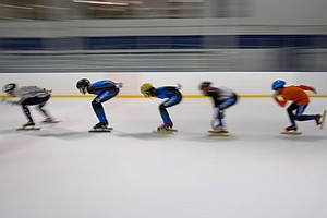 A Short Track To The Olympics For Washington, D.C.-Area S...