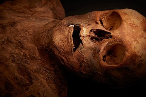 This Mummified Woman Now Has A Name — And A Famous Relati...