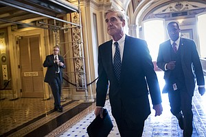 Trump Intended To Fire Special Counsel Mueller In June, '...