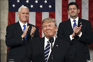Trump To Make Bipartisan Pitch To A Divided Country In Hi...