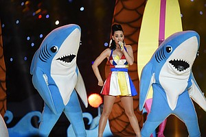 The Man Behind 'Left Shark' Explains His Viral Super Bowl...