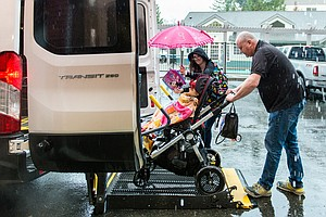 No Car, No Care? Medicaid Transport Program Faces Cuts In...