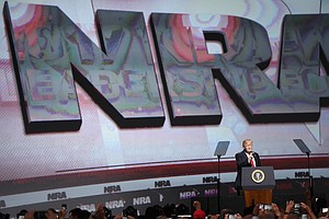 Alleged Link Between NRA And Russia Becomes Fodder For Th...
