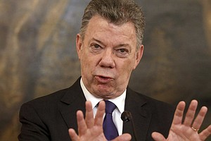 Colombian President Pauses Peace Talks With Rebel Group, ELN