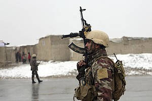 Watchdog Report Shows Gaps In Information About Afghanist...