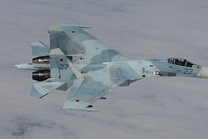 Russian Fighter Flies Within 5 Feet Of U.S. Reconnaissanc...
