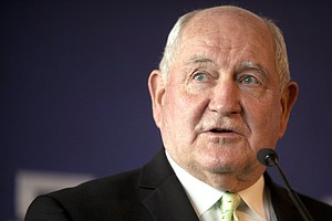 Agriculture Secretary Sonny Perdue Is 2018's 'Designated ...
