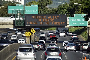 Worker Who Sent Hawaii False Alert Thought Missile Attack...