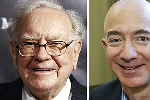 Amazon, Berkshire Hathaway And JPMorgan Chase Launch New ...
