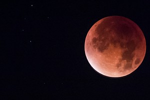Wednesday's Rare Super Blue Blood Moon: How To See It And...