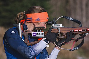 With Few Fans And Little Funding, U.S. Biathlon Team Hope...