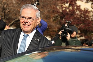 Justice Department Won't Retry Sen. Menendez After Corrup...