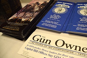 In New York, Gun Owners Balk At New Handgun Database