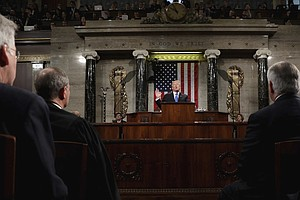 Reaction To Trump's State Of The Union Address Follows A ...