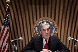 Mueller's Reputation In Washington Is 'Stunningly Biparti...