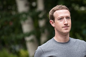 We're Spending Less Time On Facebook, And Mark Zuckerberg...