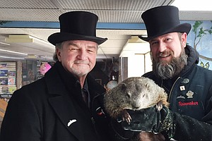 Groundhog Day: Behind The Scenes With Punxsutawney Phil's...