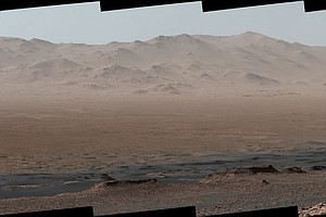 Mars Rover Curiosity's Panoramic Photo Depicts Its Epic J...
