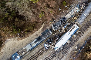 NTSB Looks At Disabled Signals, Locked Switch In Latest Deadly Amtrak Crash