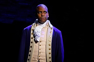 Hamilton's Aaron Burr Has Some Culinary Advice: Talk Less...