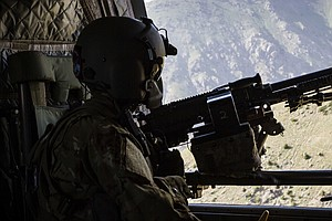 After 16 Years, Afghanistan War Is 'At Best A Grinding St...