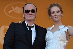 Tarantino Says Uma Thurman's Car Stunt Was 'One Of The Bi...