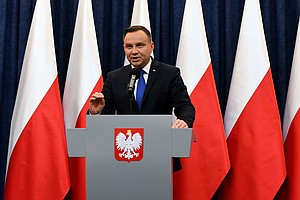 Polish President Signs Bill Giving Jail Time For Implicat...