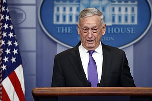 Mattis: 'DREAMers' In The Military Won't Be Deported