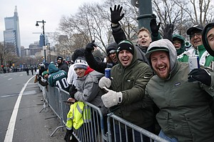 Eagles Parade: Philly Celebrates Its Super Bowl Win As On...