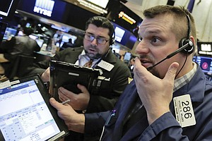 Another Rout In The Stock Market, As Dow Drops More Than ...