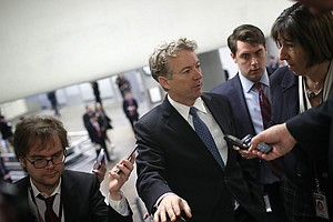 Rand Paul Puts Government On Path For Temporary Lapse In ...