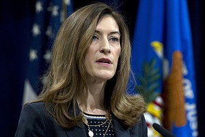 No. 3 Justice Department Official Rachel Brand Will Step ...