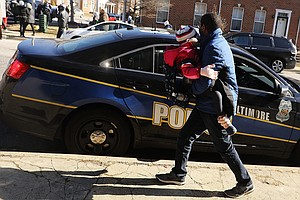 Baltimore Shakes Up Police Force Amid Corruption Scandal