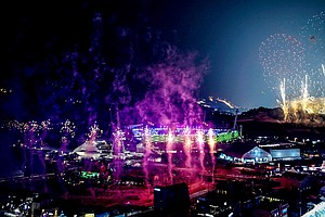 Winter Olympics Opening Ceremony: Pyeongchang Welcomes Th...