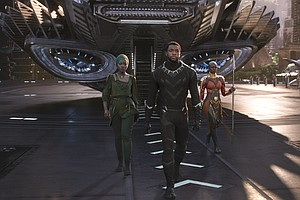Black Panther's Mythical Home May Not Be So Mythical Afte...