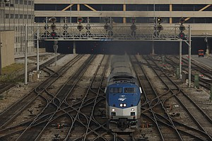 Top Railroad Safety Official Resigns, Amid Questions Abou...