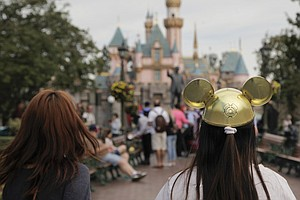 Photo for California Wavers On Theme Park Opening Rules Amid Pressure