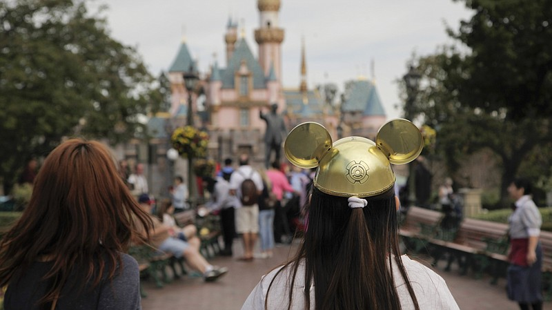 Social clubs have sprung up at Disneyland in Anaheim, Calif., in recent years...