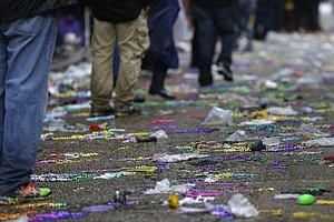 New Orleans Hopes 'Gutter Buddies' Will Keep Mardi Gras B...