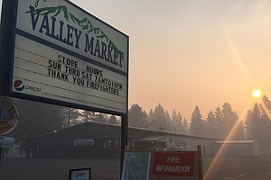 Montana Wildfires Provide A Wealth Of Data On Health Effe...