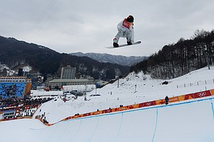 Shaun White Wins Gold In Halfpipe At The Winter Olympics