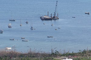 Coast Guard Reels In Hundreds Of Sunken And Cast-Off Boat...