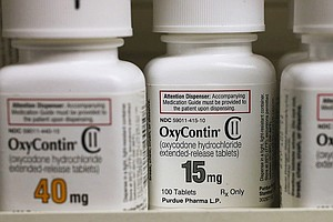 Doctors In Maine Say Halt In OxyContin Marketing Comes '2...