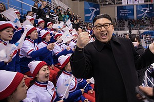 This Fake Kim Jong Un Got An Icy Reception From North Kor...