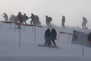 Powerful Winds Delay More Olympic Skiing Events And Force...