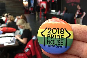 Canada Hosts A Pride House At The Winter Olympics In Sout...